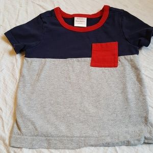 Hanna 2t navy t shirt